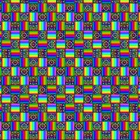 Psychedelic Pattern by Humble-Novice