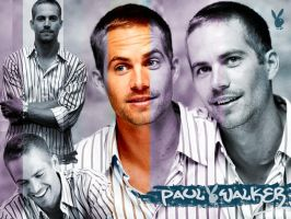 Paul Walker by Padme20
