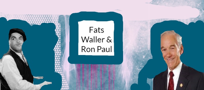 Ron and Fats by InsideOutCake