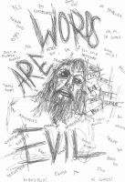 WoRdS ArE EVIL by zvizi