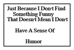 A Sense Of Humor Stamp by Carriejokerbates