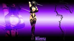 Dark Mileena by n1kgor