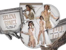 Png Pack 606 // Selena Gomez by confidentpngs