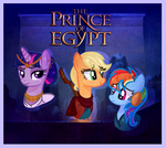 The Prince Of Egypt- MLP Style by Isadamu