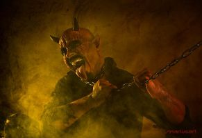 Sympathy for the Devil II by Mariusart