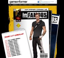 Game Informer Infamous 2 Hub by Meagan-Marie