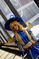 Sorceress Lux at FanFare! #3 by Lightning--Baron