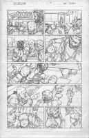 Wolverine 'the worst there is' Page5 by jakebilbao