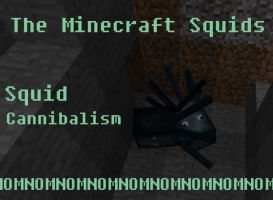The Minecraft Squids by Roqd
