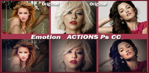 Emotion   ACTIONS Ps CC by Tetelle-passion