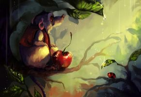 liquid star by jn-f