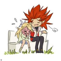 SM: Flustered by red-winged-angel