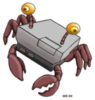 Nintencrab by hawanja