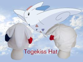 Togekiss Fleece Hat by Demi-Plum