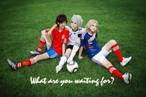hetalia bad tiro: no waiting by tpyhy