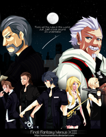 VERSUS XIII by SomnusNemoriis
