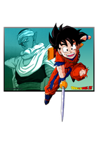 Gohan Chico by ProjectsAlex