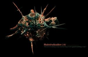 Generative Rubishulization... by TheQine