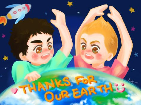 EarthDay by lais7711