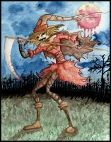 The Scarecrow - Hunter's Moon by Evergreen-Willow