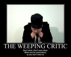 Motivation - The Weeping Critic by Songue