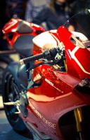 Ducati Panigale 1199 R by bowley-chris