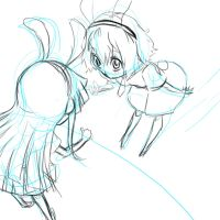 Higurashi_sketch unfinished by beaver92