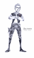 Star Wars Balthier by Firnheledien