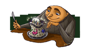 Happy Birthday, Gru by the19thGinny