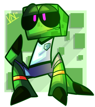 Jacko the Creeper by Vladinym