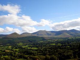 Aherlow- The Galtee Mountains by mahamageehad