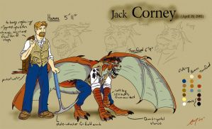 Bridgeport - Jack Corney by Paleos