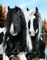 """Mane Attraction"" - Realism by robybaer"