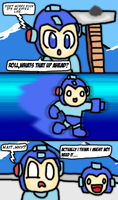 Megaman-the extra life by thegamingdrawer