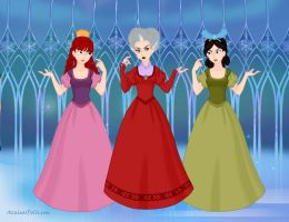 Ladies Tremaine by M-Mannering