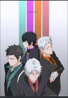 Vongola Guardians by Akagami707