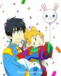 Easter 2017 -- Blue Exorcist by OneColoredLily
