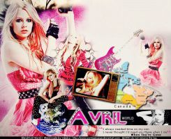 Avril World by contagiousup