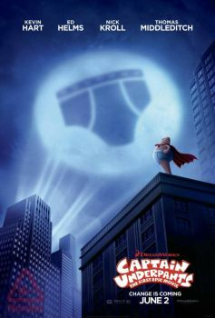 captain underpants the first epic movie review by MJ-shakitty