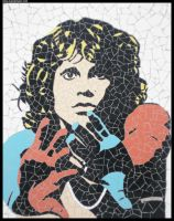 Break on Through, Jim Morrison by ulmann