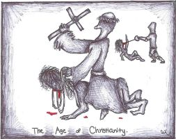The Age of Christianity by InsaneRasberry