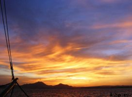 .Cabos.Sunset by inspyerd