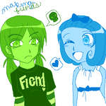 Making Fiends by currry