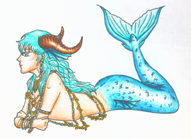 Prince of the Ocean by EmpressSuccoria
