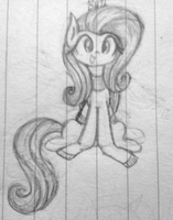 Drawing in class....AGAIN! by BlackHoleII