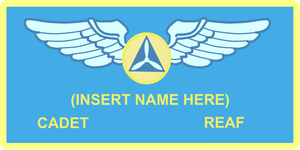 Solar Empire Flight Suit Nameplate #2 by FlyvBoy