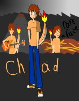 Chad The Charmander Updated by Tigertony10