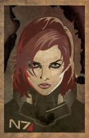 Shepard by steffers-rose-0622