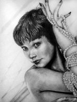 Shirley MacLaine by April0930