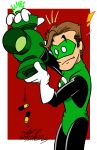 Green Lantern by Zorgia